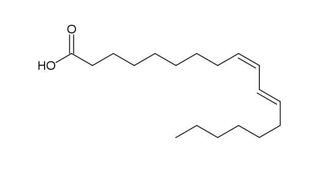 Ένα μη μελετημένο μείγμα ισομερών (trans-trans) του συζευγμένου λινελαϊκού οξέος (CLA) κατεβάζει τη χοληστερόλη και την LDL σε ποντίκια.