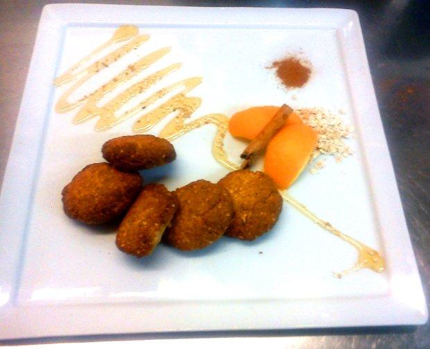 Νόστιμα μπισκότα πρωτεΐνης με γκουρμέ εμφάνιση από τον σεφ και πανελλήνιο πρωταθλητή της IFBB-ΕΟΣΔ στην κατηγορία έως 75 kg, Γρηγόρη Καραγιάννη.