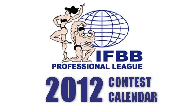 18/2/2012 με το ifbb flex pro στην καλιφόρνια