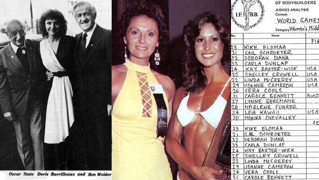 In the 2nd part of her interview to XBody.gr, the legendary women's bodybuilding pioneer Doris Barrilleaux talks about her time in IFBB as a judge, the Ms. Olympia 1981, the Mixed Pairs category, and bodybuilding politics.