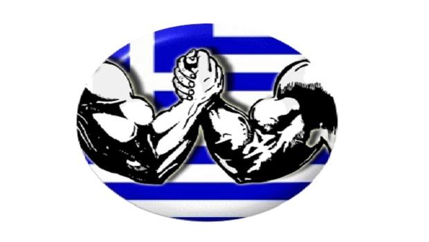 Στην Καλλιθέα διεξάγεται την Κυριακή 13/4 (18:00) το Πανελλήνιο Πρωτάθλημα Χειροπάλης 2014. Πληροφορίες για τον αγώνα.