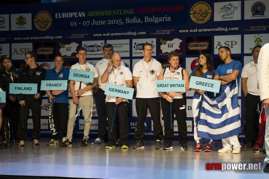 """Η Ελληνική αποστολή συμμετείχε στο Πανευρωπαικό πρωτάθλημα χειροπάλης (euroarm 2015) στη Σόφια της Βουλγαρίας, κατακτώντας πολύ σημαντικές θέσεις, παρότι είχαν να """"παλέψουν' με αθλητές χωρών, […]"""