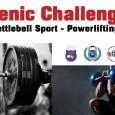 Στο Περιστέρι διεξάγεται το Σαββατοκύριακο 19-20 Μαρτίου το Hellenic Challenge 2, με Powerlifting, Kettlebell sport, καθώς και Special Olympics Powerlifting.