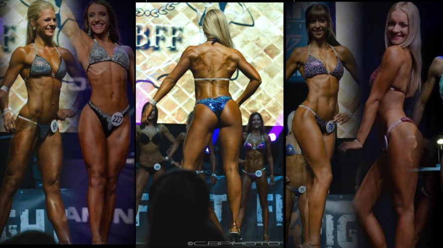 Behind the shiny bikinis and trunks of Danish bodybuilding and fitness contests is the talent of a Greek girl. First and exclusive interview to a Greek website of Georgia Sfetkos.