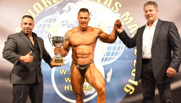 Με γενικό νικητή τον Χρήστο Κυριαζή ολοκληρώθηκε το βράδυ της Κυριακής (15/5) στο Ξενοδοχείο Hilton ο Διαγωνισμός WABBA World Hellas 2016. Το XBody.gr σας μετέφερε λεπτό προς λεπτό την εξέλιξη του event από την αίθουσα Εσπερίδες.