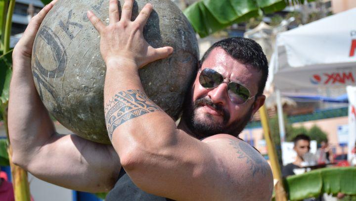 H Scitec Nutrition φέρνει στην Ελλάδα το θεσμό των Muscle Beach, με events από Bodybuilding, Strongman, Deadlift, Mas Wrestling, Crossfit, Street Workout, Beach Volleyball, κτλ. Κυριακή 12/6 στην Παραλία Βοτσαλάκια.