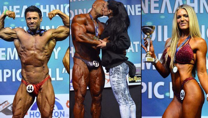 Ο φακός του XBody.gr πυροβολεί 2757 φορές και σας προσφέρει πλούσιο φωτογραφικό υλικό από όλες τις κατηγορίες στο 22ο Πανελλήνιο Κύπελλο Bodybuilding και Fitness της IFBB-ΕΟΣΔ.