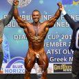 Θρίαμβος για τα ελληνικά χρώματα και τον Χρήστο Πιστόλα, ο οποίος κατακτάει τον Γενικό Τίτλο του IFBB Diamond Cup Athens 2016 και μαζί την επαγγελματική κάρτα της IFBB.