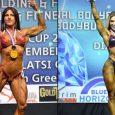 Ιστορική επιτυχία για τη χώρα μας στο IFBB Diamond Cup 2016. Κατερίνα Μεγάλου και Αναστασία Παπουτσάκη είναι πλέον επάξιες κάτοχοι της επαγγελματικής κάρτας της IFBB.