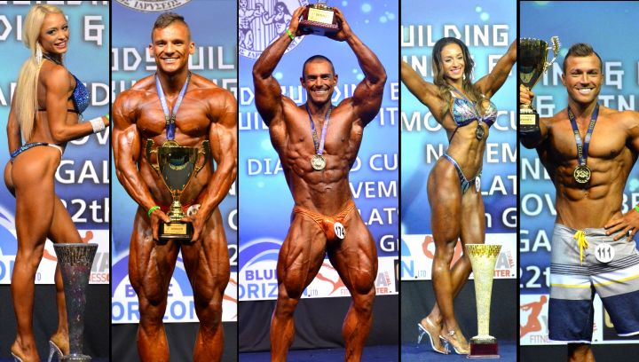 2016IFBB Diamond Cup Athens Greece, Photo Gallery