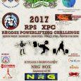Η Ρόδος υποδέχεται το Σαββατοκύριακο 3-4/2017 το 2017 RPS XPC Rhodes Powerlifting Challenge του ΕΣΔΤ την Κυριακή 5/2, καθώς και τη Σχολή Εθνικών Κριτών Powerlifting GPA LEVEL 1 το Σάββατο 4/2.