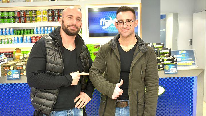 Ο Πολύβιος Δεληγιάννης και ο Τάκης Προβατίδης, αποκλειστικά στην κάμερα του XBody.gr για το επερχόμενο 6ο Natural Mr. Hellas 2017 που διεξάγεται στο ΣΕΦ (21/5/17).