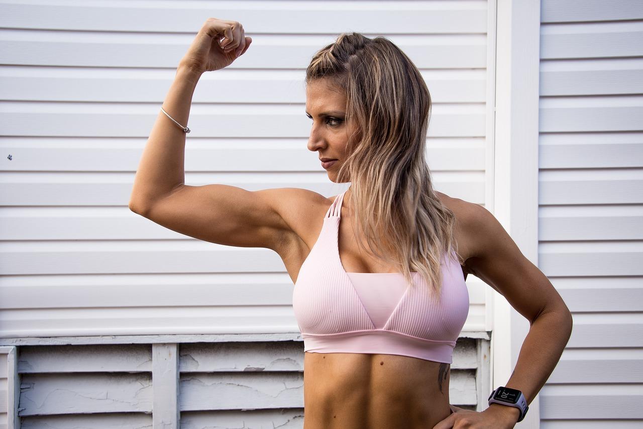 Bodybuilding για γυναίκες