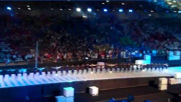 Ολοκληρώθηκαν με μια λαμπρή τελετή οι Special Olympics στο Παναθηναϊκό Στάδιο (videos).