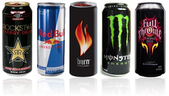 ενεργειακά ποτά, καφεΐνη, γυμναστική