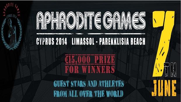 Στη Λεμεσό διεξάγονται το Σάββατο 7/6 τα Aphrodite Games, ένα από τα μεγαλύτερα διεθνή crossfit events της Μεσογείου.