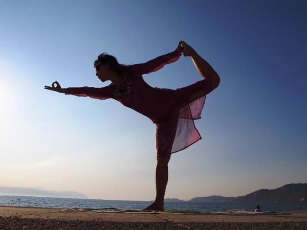 Κατερίνα Βαφειάδου Yoga