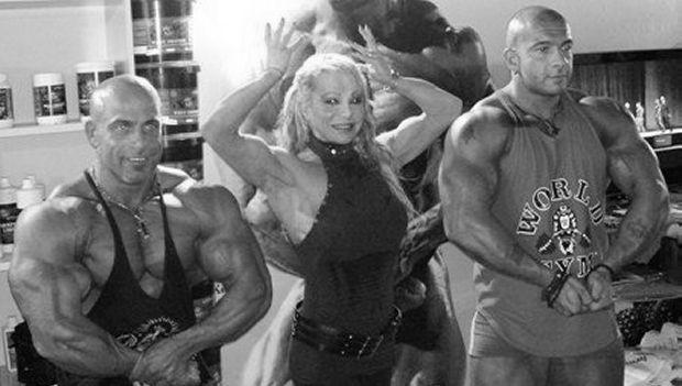 ραντεβού bodybuilders θηλυκό online dating Δαρβίνος
