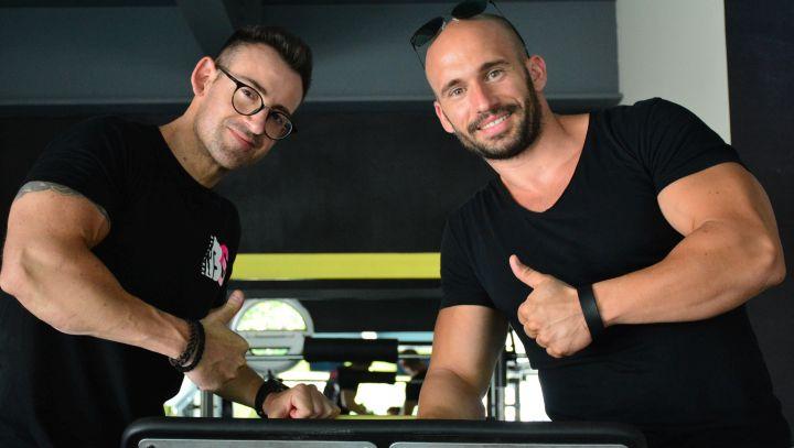 Οι εκπρόσωποι της INBA Global στην Ελλάδα, Πολύβιος Δεληγιάννης και Τάκης Προβατίδης μιλούν αποκλειστικά στην κάμερα του XBody.gr για το επερχόμενο διεθνές event του φορέα natural bodybuilding τον Οκτώβριο.