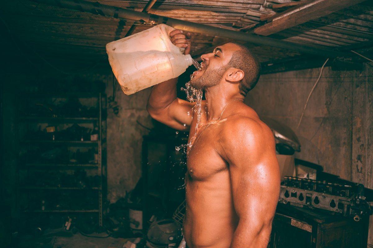 αλάτι και bodybuilding