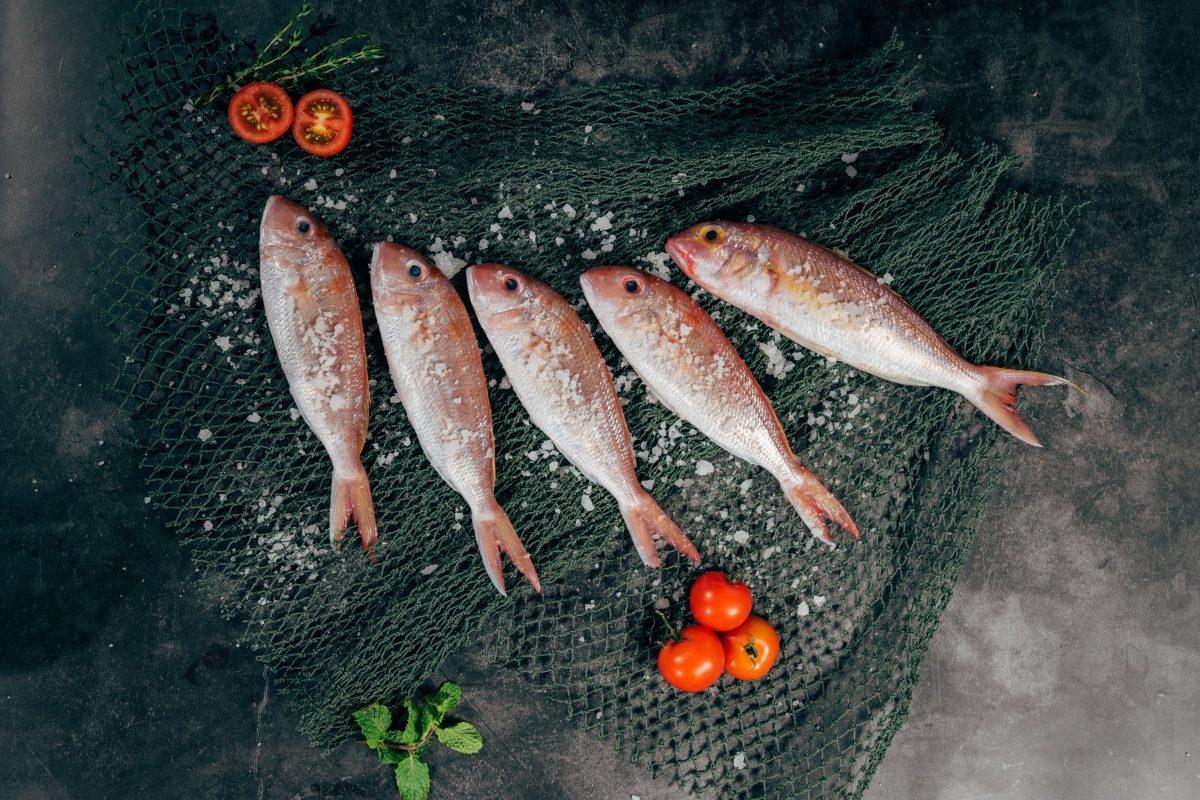 ψάρι και αλάτι